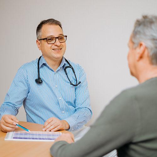 Hausarzt Trudering - Ntampakas - Beratung