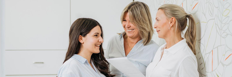 Hausarzt Trudering - Ntampakas - Team